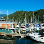 Bowen Island; Ferry; Landscape; Marina; Seascape