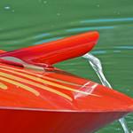 Bowen; boat; exhaust