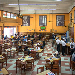 La Habana Cafe; Mexico City