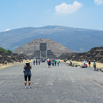 Mexico City; Pyramids; Tour