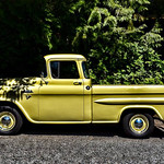 Bowen; Pickup; truck